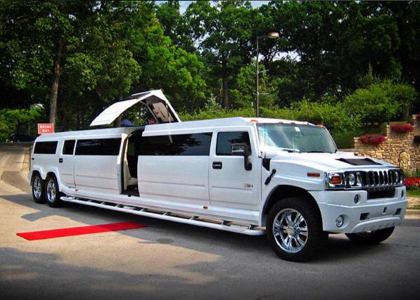 st petersburg limousines